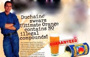 ultimate duchaine