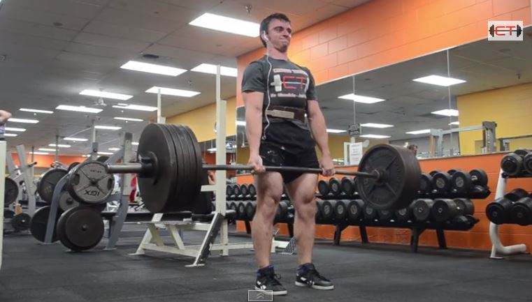 Jonnie Candito 6 Week Strength Training Review – Carved Outta Stone