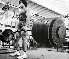 The Classic Era bodybuilders were acutely aware of the relationship between strength, high performance and muscle size.