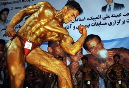 Hamid now - Winning the 2009 Championships