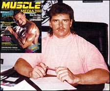 Bill Phillips - Consumer advocate, supplement watchdog and mullet wearing extraordinaire