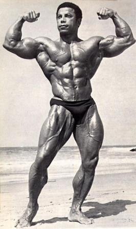 Former Mr Olympia, Chris Dickerson's talents outside of bodybuilding included being a musician and accomplished opera singer.