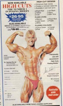 16 year old Lee Priest. Mr Australia at 17. Pro at 19. Started training at 13.