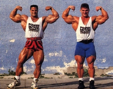 Demayo and Mattarazzo represented a new breed of mass-monster in the early 90's.