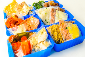 Pre-prepared and delivered meals for the lazy bodybuilder