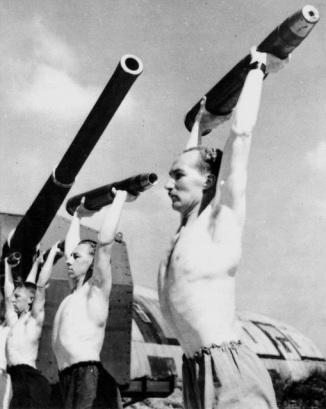 world war 2 lifting
