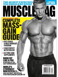Muscle Mag Sep