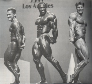 The 1988 Mr Olympia was one of the best