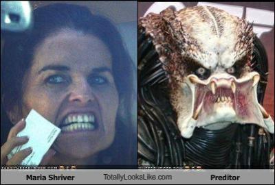 Predator Reboot - starring Arnie's wife, The Predator