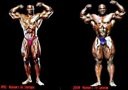 Ron Coleman transformation