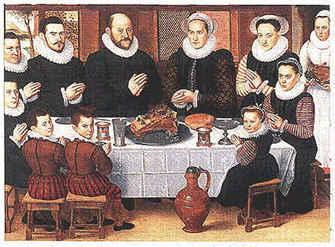 Renaissance eating
