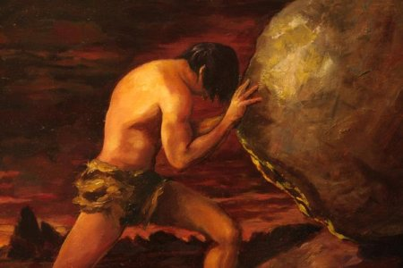 Sisyphus - an early high-volume advocate.
