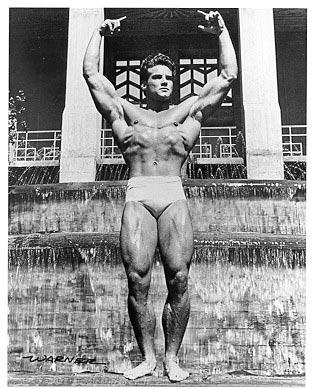 As classic as you can get - Steve Reeves.