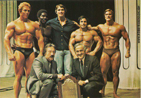Callard and crew