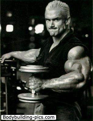 Australia's undoubted greatest - Lee Priest.