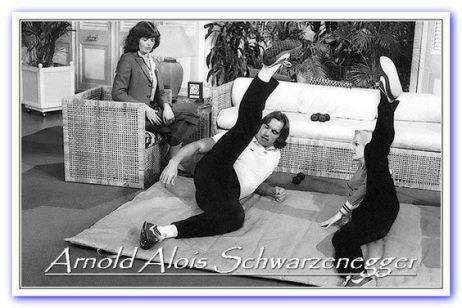 arnold aerobics