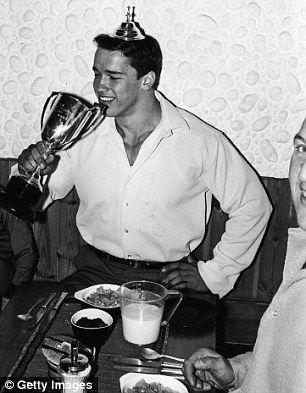 arnold trophy]
