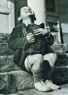 german boy shoes