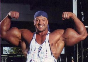 Manfred Hoeberl - early adopter of the synthol lifestyle.