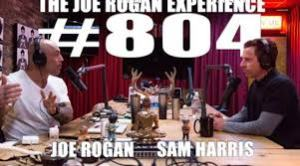 sam harris rogan